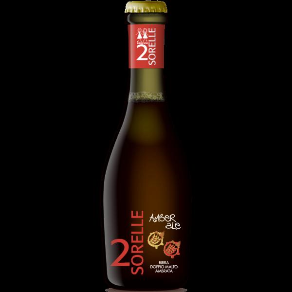 Birra Amber Ale 2 Sorelle
