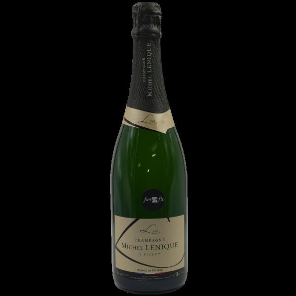 Blancs de Réserve Champagne AOC Michel Lenique