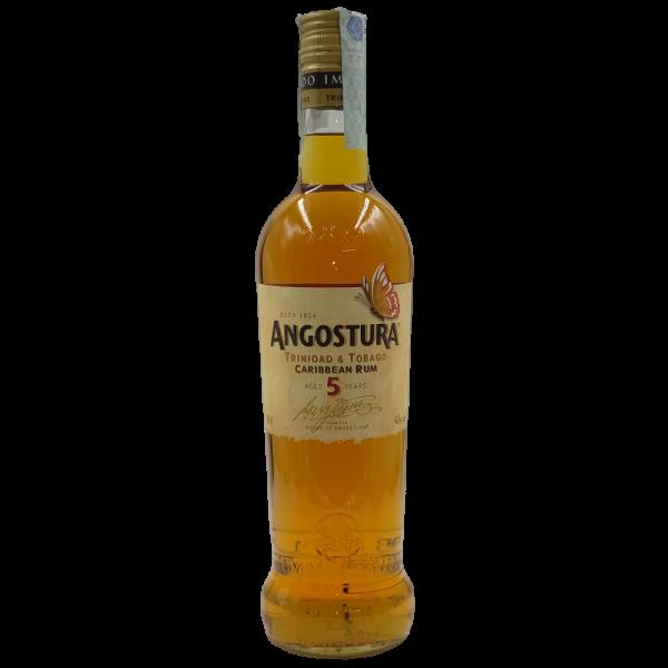 Caribbean Rum 5 Anni Angostura