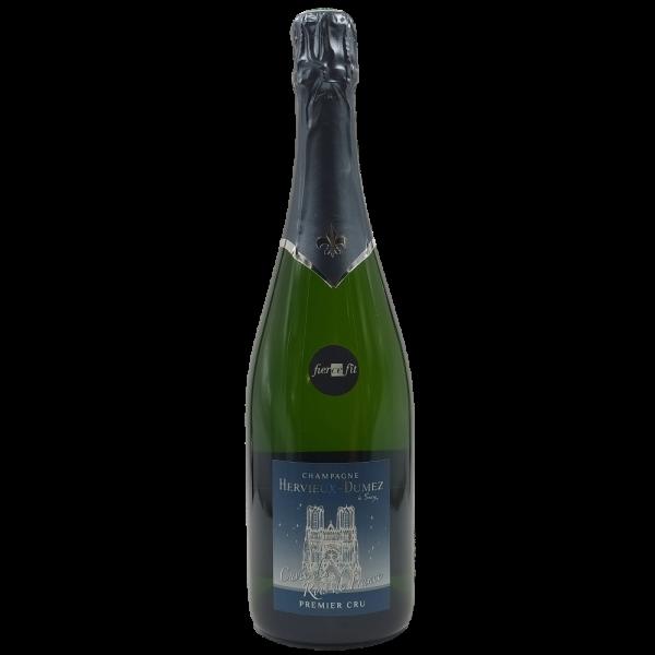 Cuvée des Rois de France Premier Cru Champagne AOC HERVIEUX-DUMEZ