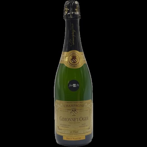 Extra Brut Premier Cru Millésime Champagne AOC Jean-Luc Gimonnet
