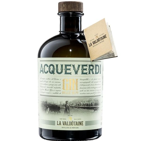 Gin Delle Alpi Acqueverdi