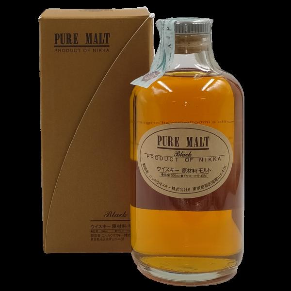 Nikka Whisky Pure Malt Black 1
