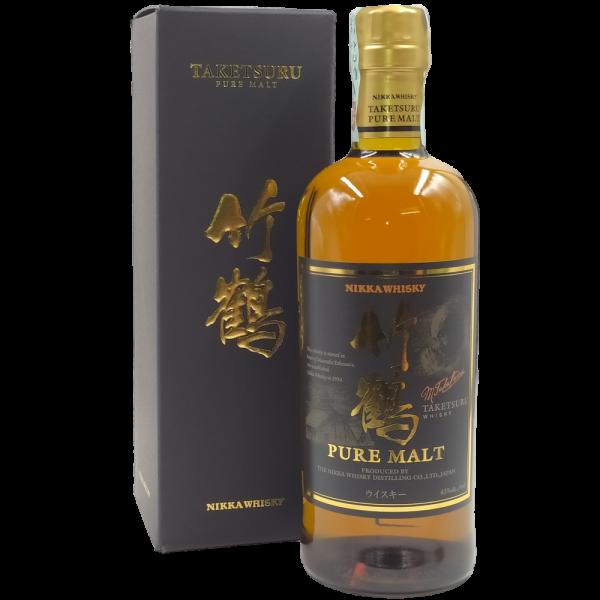 Nikka Whisky Pure Malt Black Taketsuru 1