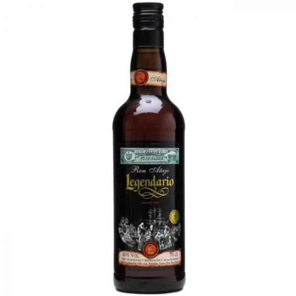 Rum anejo 9 anni Legendario