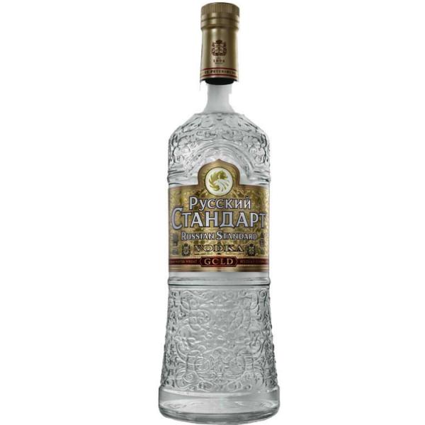 Vodka Russian Standard Gold