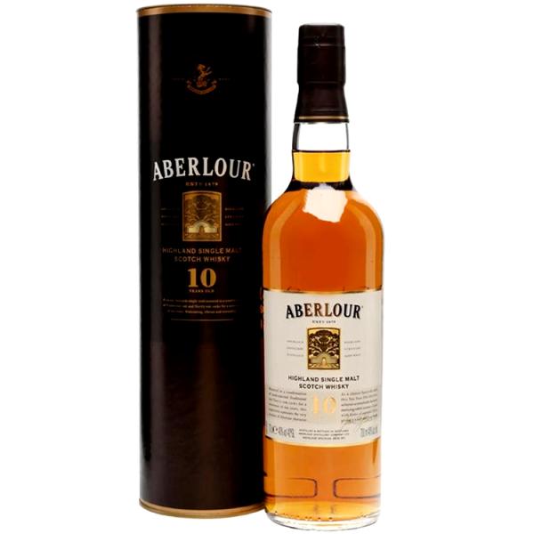 Whisky Single Malt 10 Anni Aberlour