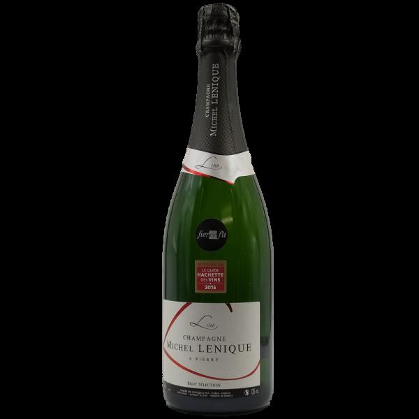 champagne brut selection michel lenique