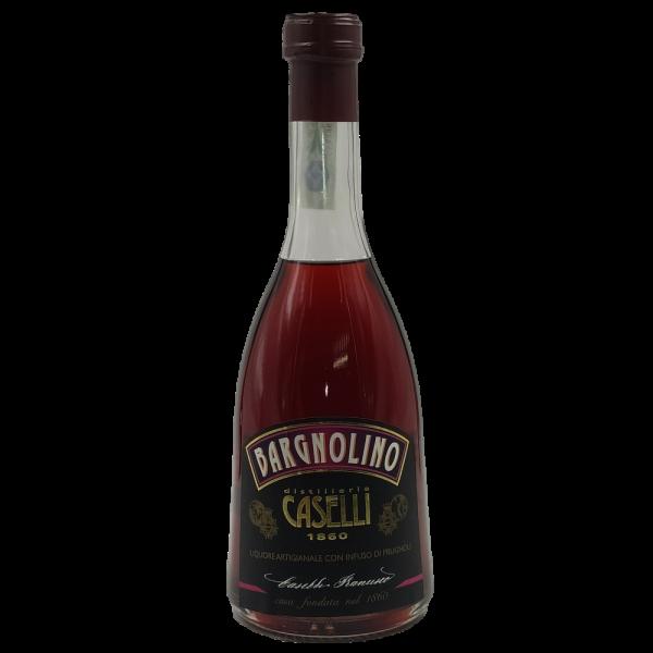 Bargnolino Liquore con infuso di prugnoli Caselli