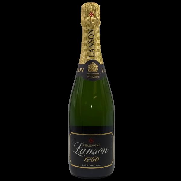 Black Label Brut Champagne AOC Lanson