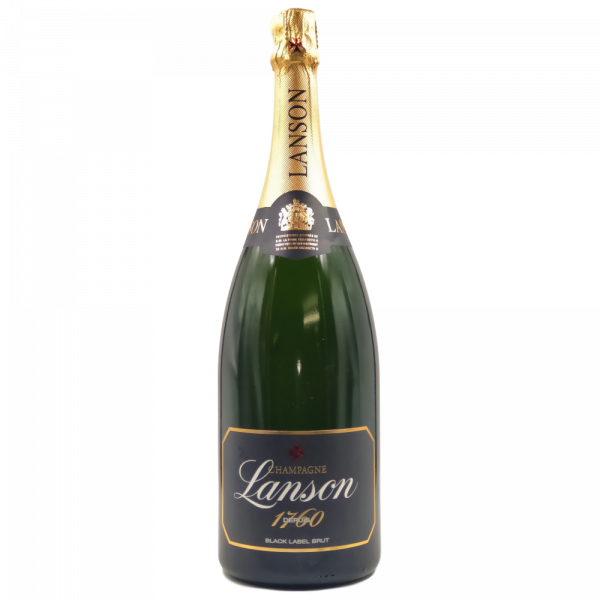 Black Label Brut Champagne AOC Lanson Magnum