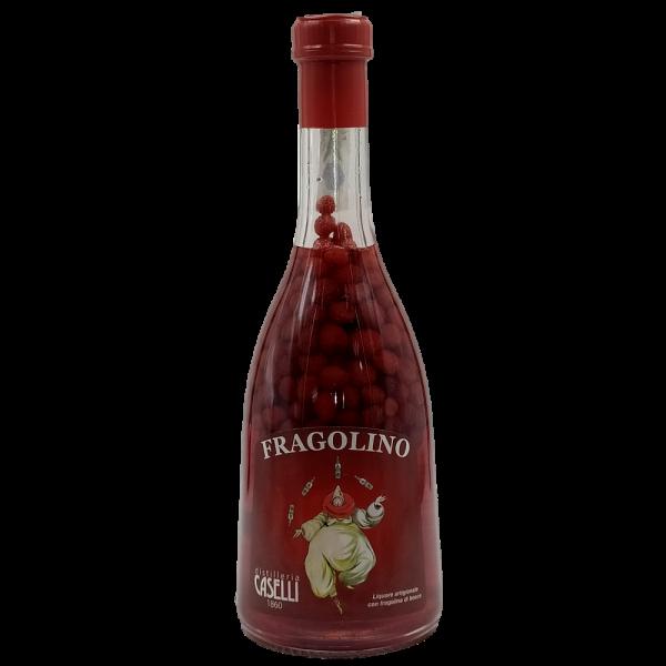 Fragolino Liquore con Fragoline di Bosco Caselli
