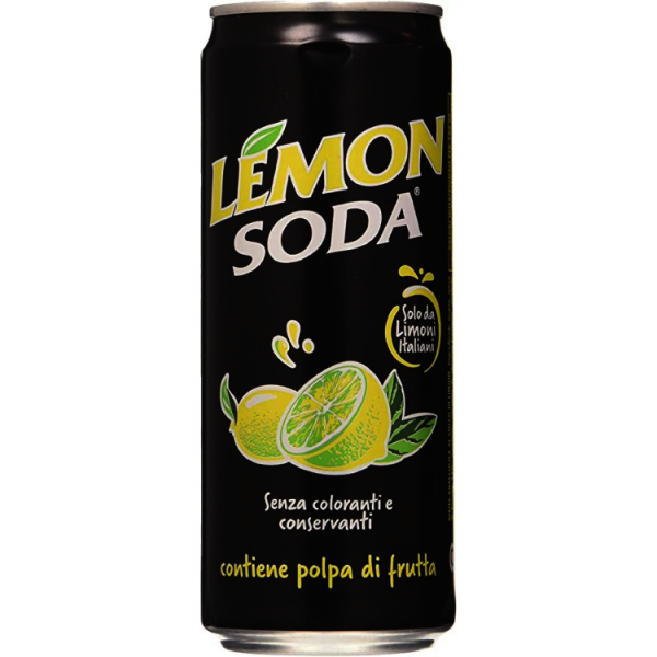 Lemonsoda Lattina 33 cL x 6