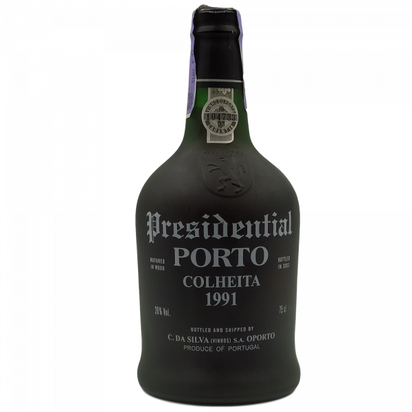 Porto Colheita 1991 vintage Presidential