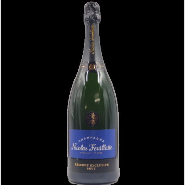 Réserve exclusive Brut Champagne AOC Nicolas Feuillatte Magnun