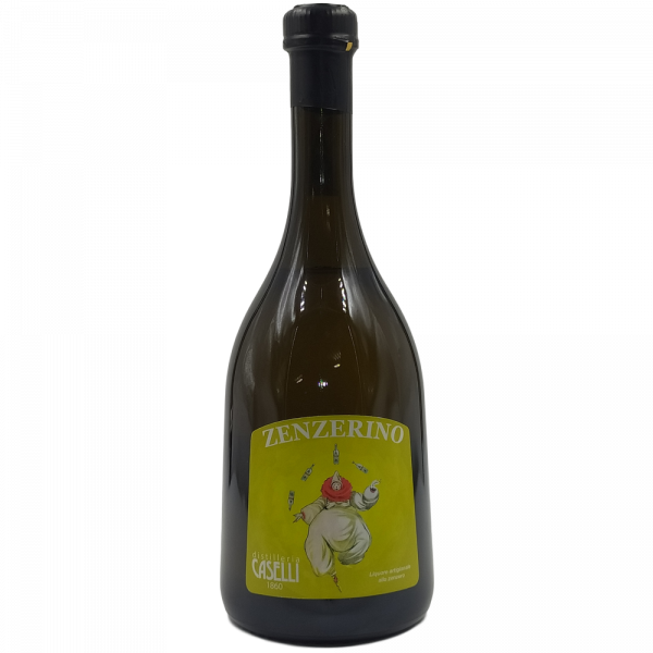 Zenzerino Liquore Caselli