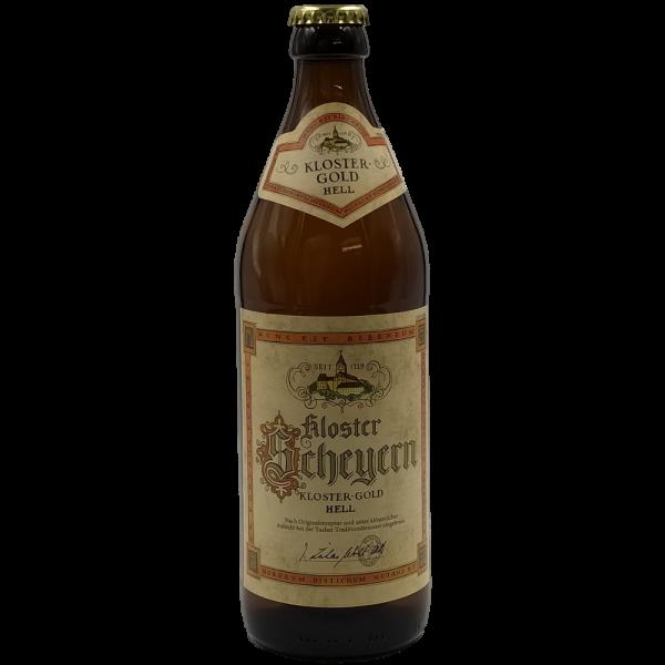 Birra Kloster Gold Hell Scheyern 50cL