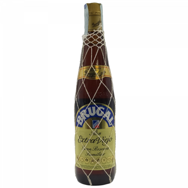 Brugal Rum Extra Anejoa Gran Reserva Familiar