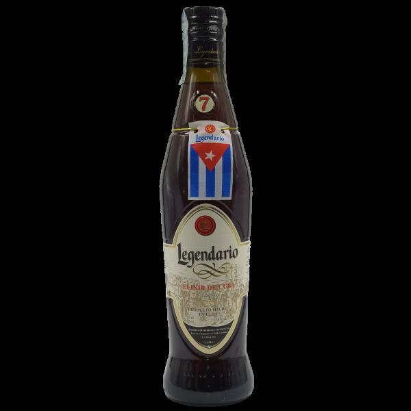 Elixir de Cuba Rum Legendario