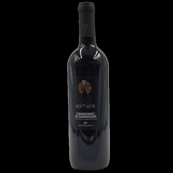 Goimajor Cannonau di Sardegna DOC 2017 Cantina Trexenta
