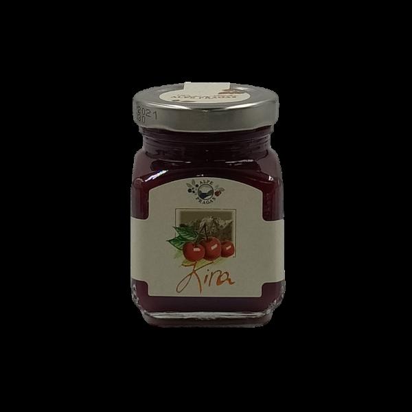 Kira composta di frutta Amarena 110g Alpe Pragas