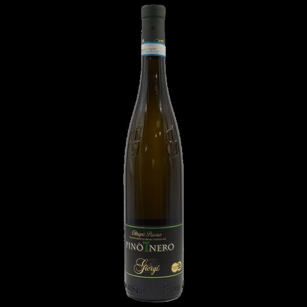 Pinot Nero Bianco Frizzante Oltrepò Pavese DOC Giorgi