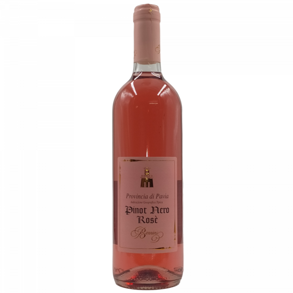 Pinot nero Rosé Provincia di Pavia IGT Bernini