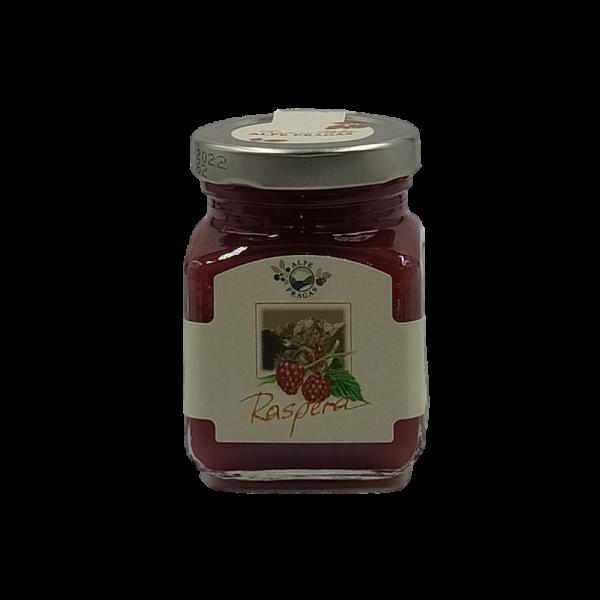 Raspera composta di frutta Lampone 110g Alpe Pragas