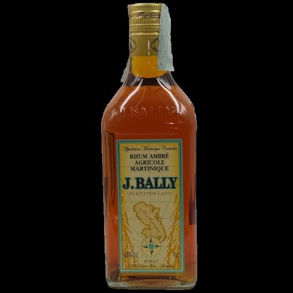 Rhum Ambré Agricole J.Bally