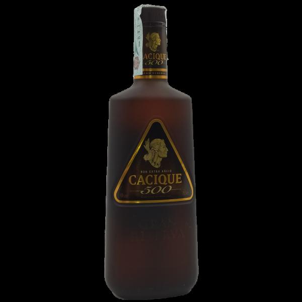 Rum Extra Anejoa Gran Reserva Cacique 500