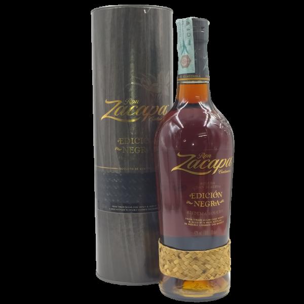 Rum Zacapa Centenario Edicion Negra