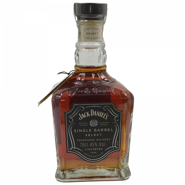 Single Barrel Select Tennessee Whiskey Jack Daniels