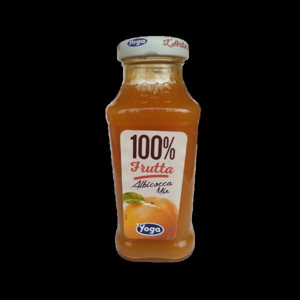 Yoga 100% Frutta Albicocca Mix