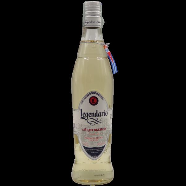 Rum Anejo Blanco Legendario
