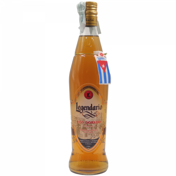 Rum Dorado Legendario